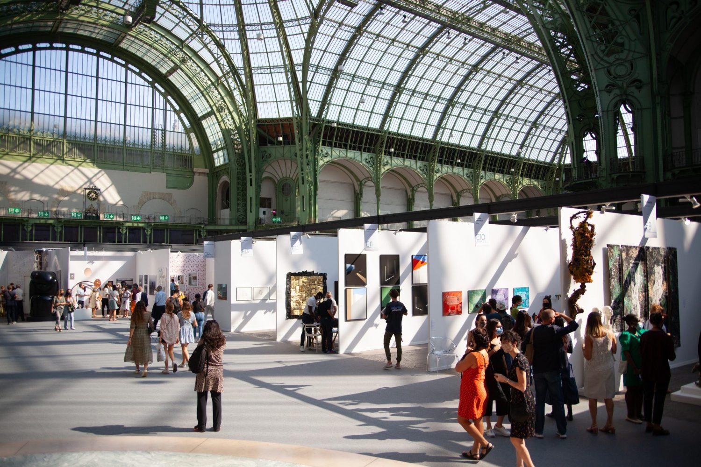 「コロナショック以降初開催となるアートフェア「ART PARIS」レポート」のアイキャッチ画像