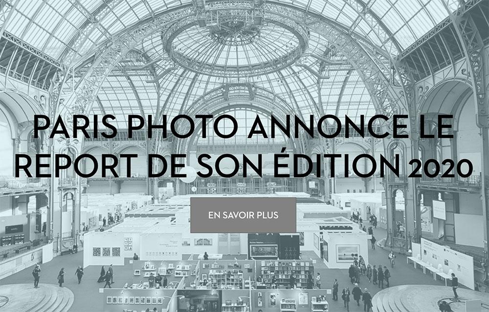 「この秋の2大国際アートフェアFIAC、PARIS PHOTOが中止に。」のアイキャッチ画像